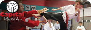 Capital Martial Arts at Salem Gymnastics and Swim