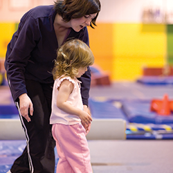 Parent/Tot Gymnastics