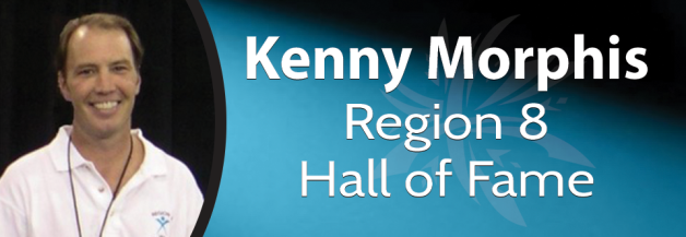 Kenny Morphis Region 8 Gymnastics Hall of Fame