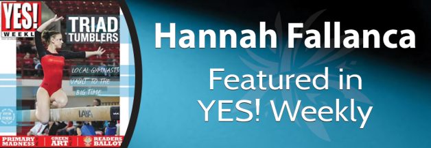 Hannah Fallanca YES! Weekly 2012